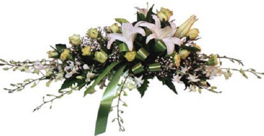 Cenaze kabir çiçeği