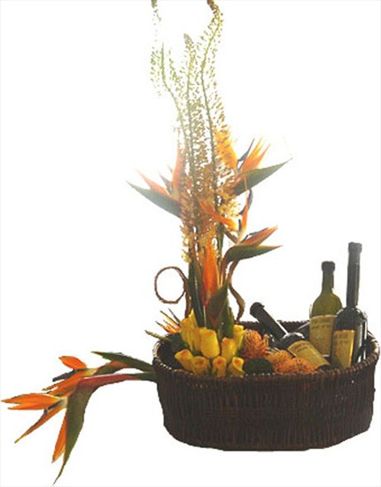 Çiçek ve hediye sepeti