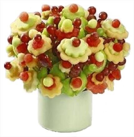 Meyve aranjmanı