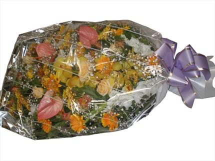 Mevsim buketi cenaze çiçeği