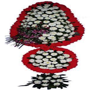 2 katlı duvak açılış ve düğün çiçeği