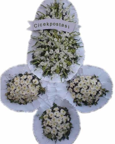 Düğün açılış ve merasim için hazırlanmış özel çelenk ortalama boy (250-280 cm)