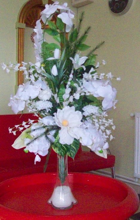 Yapay çiçekler çiçek Siparişi