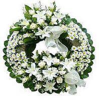 Cenaze merasim çelengi çelenk